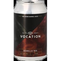 Bottled beer - Vocation - Morello Red