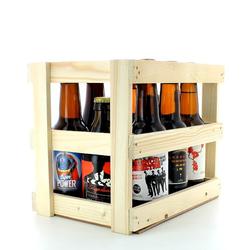 Coffrets Saveur Bière - Caisse de bières Geek artisanales
