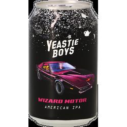 Bottiglie - Yeastie Boys - Wizard Motor