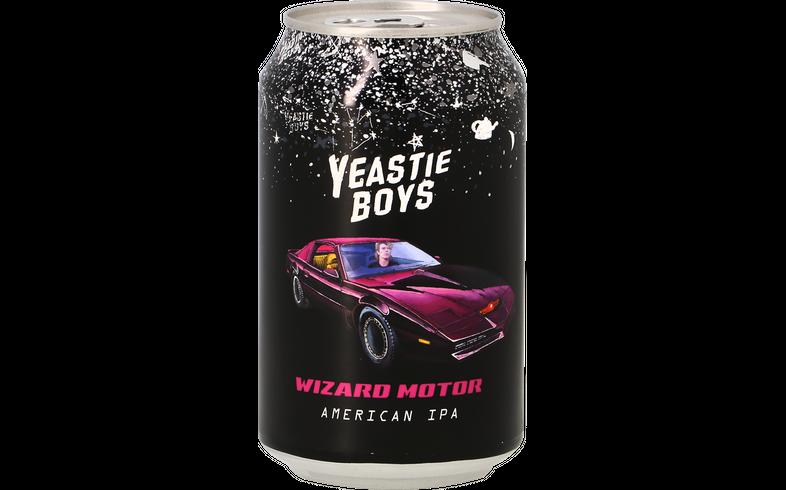 Bouteilles - Yeastie Boys - Wizard Motor