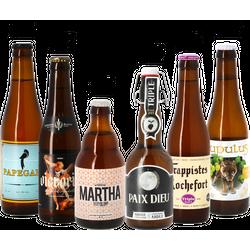 Pack de bières - Pack pour Amateurs de bières de caractère
