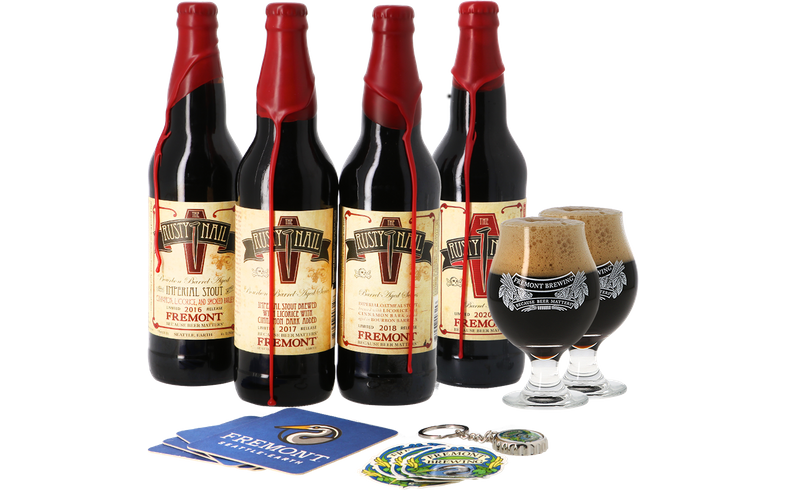 Bouteilles - Fremont - Rusty Nail Vertical Pack