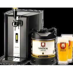 Tireuse à bière - Pack Tireuse Perfectdraft Spaten + 2 verres Spaten offerts - 50 cl