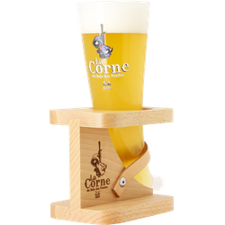 Bicchieri - Bicchiere a forma di corno La Corne Du Bois Des Pendus - 33cl