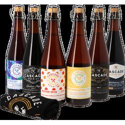 Pack de cervezas artesanales - Cascade Sour Pack