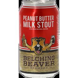 Bouteilles - Pack Belching Beaver Peanut Butter Milk Stout - 12 bières