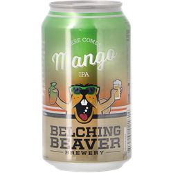 Bouteilles - Pack Belching Beaver Here Comes Mango - 12 bières