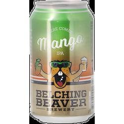 Flessen - Belching Beaver Here Comes Mango (12 stuks)
