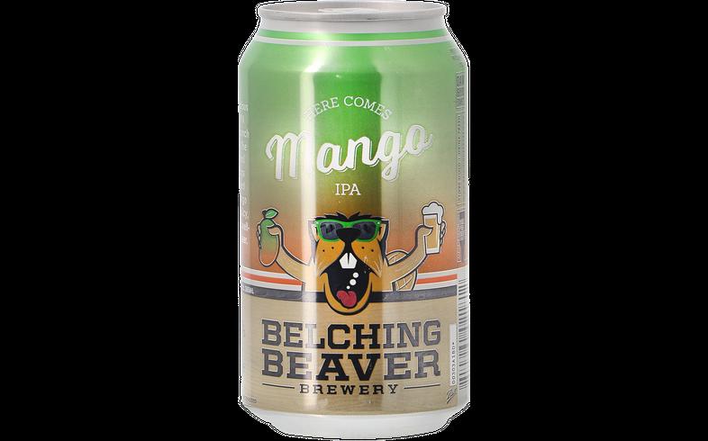 Bouteilles - Pack Belching Beaver Here Comes Mango - Pack de 12 bières