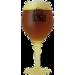 Verres à bière - Verre Levrette Jaune - 50 cl