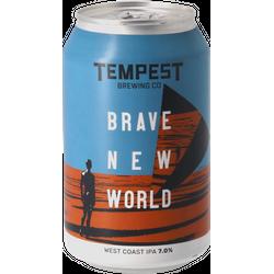 Megapacks - Tempest Brave New World 33cl (12 stuks)