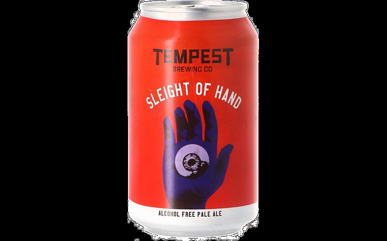 Pack de bières - Pack Tempest Sleight of Hand - 12 bières