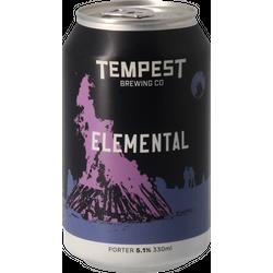 Pack de bières - Pack Tempest Elemental Porter - 12 bières