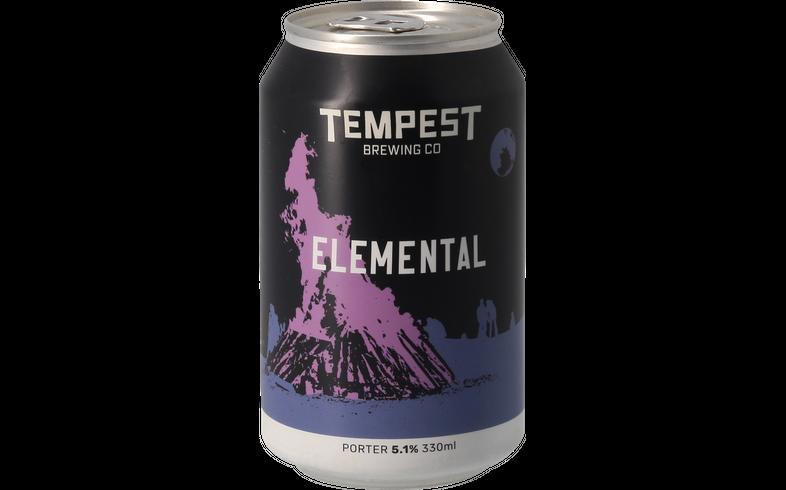 Big packs - Tempest Elemental Porter 33cl (12 stuks)