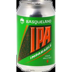 Pack de bières - Pack Basqueland Imparable IPA - Pack de 12 bières