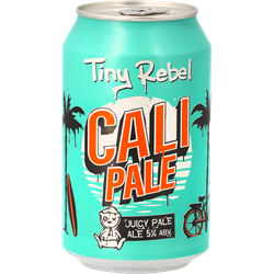 Pack de bières - Pack Tiny Rebel Cali Pale - 12 bières