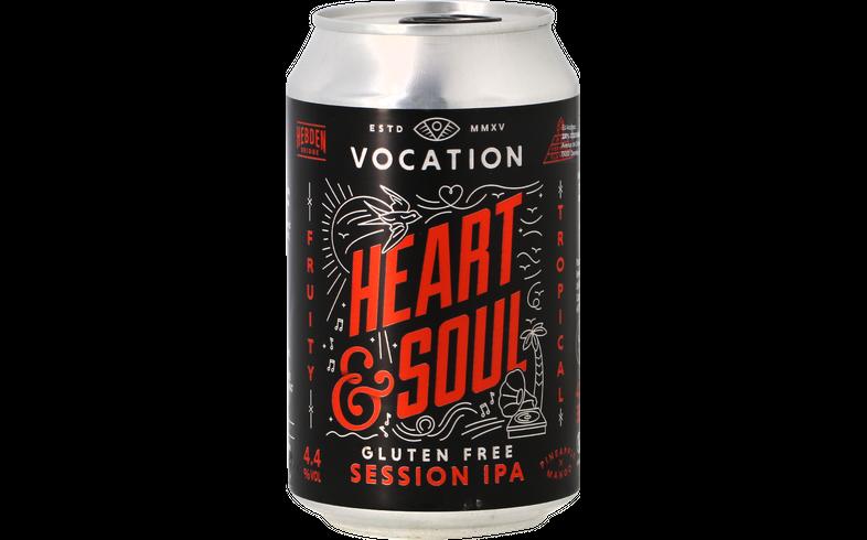 Pack de bières - Pack Vocation - Heart & Soul - 12 bières