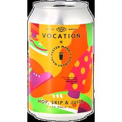 Pack de bières - Pack Vocation / Marble  Hop, Skip & Juice - 12 bières