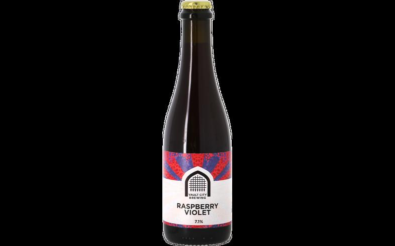 Bouteilles - Vault City Brewing - Raspberry Violet