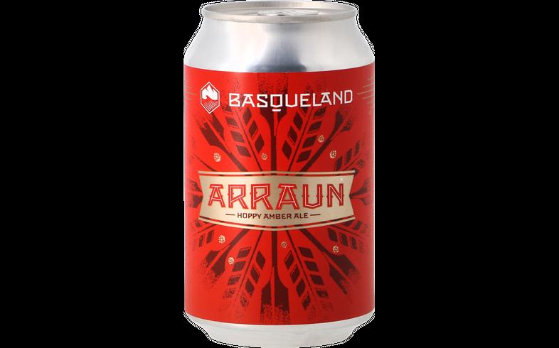 Pack de bières - Pack Basqueland Arraun - Pack de 12 bières