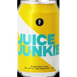 Pack de bières - Pack Brussels Beer Project Juice Junkie - Pack de 12 bières