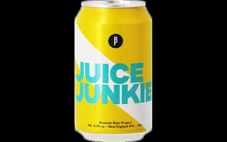 Pack de bières - Pack Brussels Beer Project Juice Junkie - 12 bières
