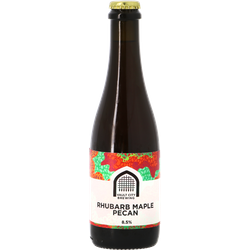 Bouteilles - Vault City Brewing - Rhubarb Maple Pecan