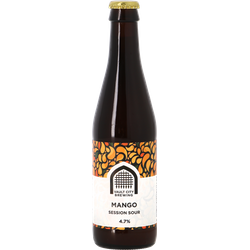Flaskor - Vault City Brewing - Mango Session Sour