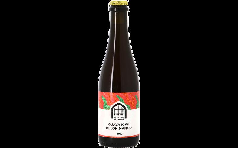 Bouteilles - Vault City Brewing - Guava Kiwi Melon Mango