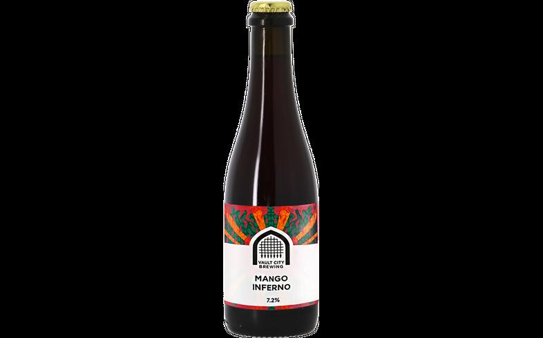 Bouteilles - Vault City Brewing - Mango Inferno