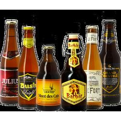 assortiments - Pack pour Amateurs de bières de caractère - 2ème édition