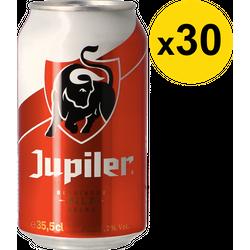 Pack de bières - Pack Jupiler - 30 canettes
