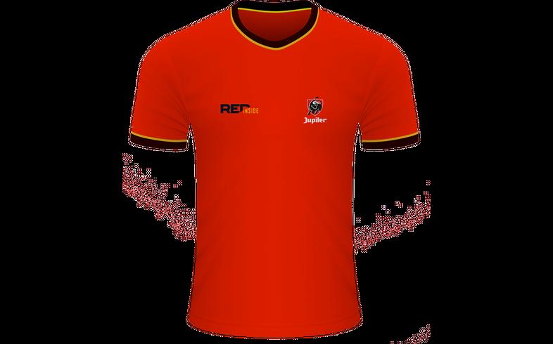 Gifts - T-shirt Euro - Jupiler - M