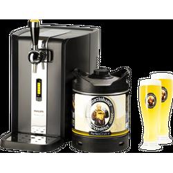 Thuistap - PerfectDraft Franziskaner XL Starter Pack - Machine + Vat + 2 Glazen