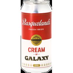 Flessen - Basqueland - Cream of Galaxy