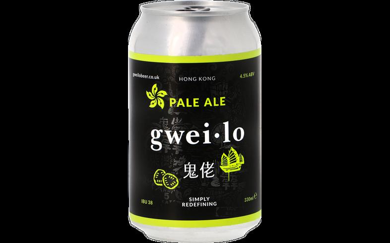Bouteilles - Gweilo - Pale Ale
