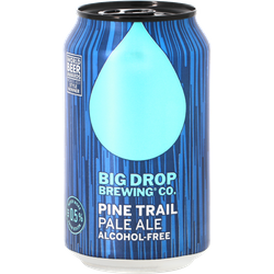 Bouteilles - Big Drop - Pine Trail Pale Ale