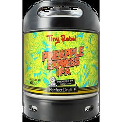 Fûts de bière - Fût 6L Tiny Rebel Pineapple Express IPA