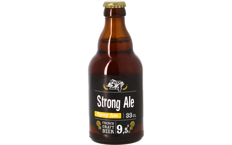 Bouteilles - Page 24 - Strong Ale