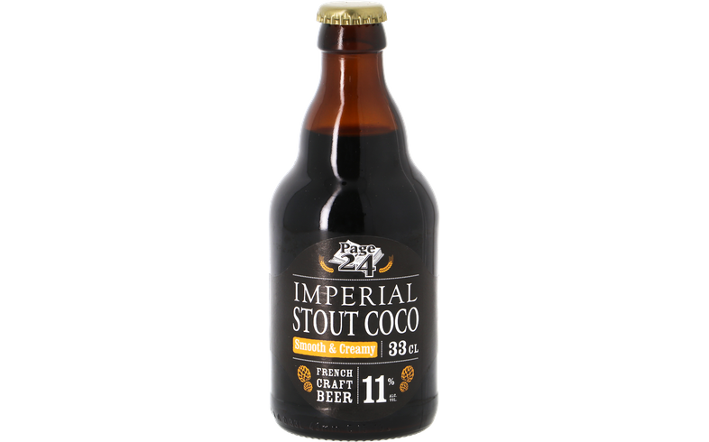 Bouteilles - Page 24 - Imperial Stout Coco