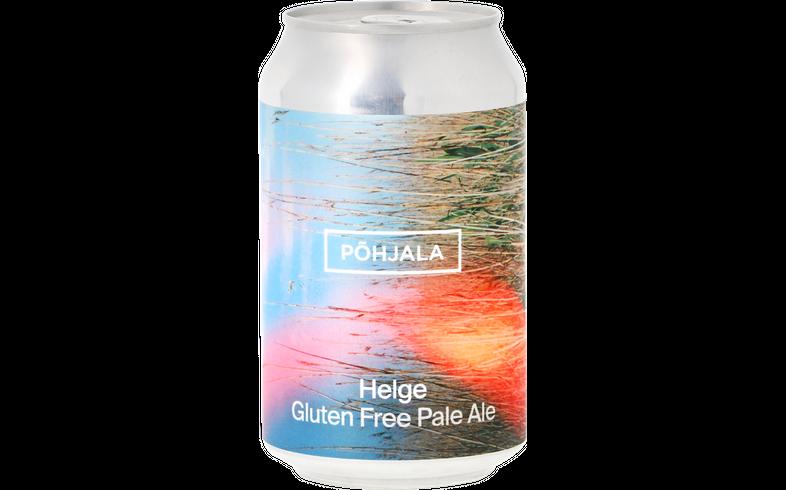 Bouteilles - Pack Põhjala - Helge - Pack de 12 bières