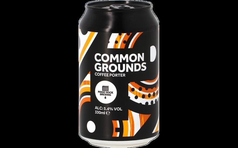Bottled beer - Magic Rock - Common Grounds