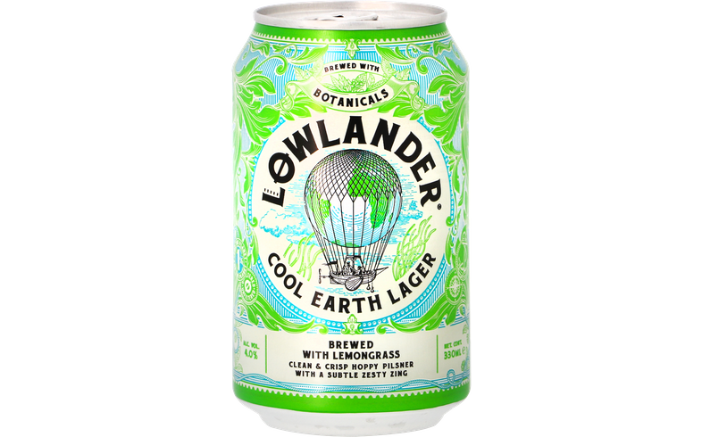 Bouteilles - Lowlander - Cool Earth Lager