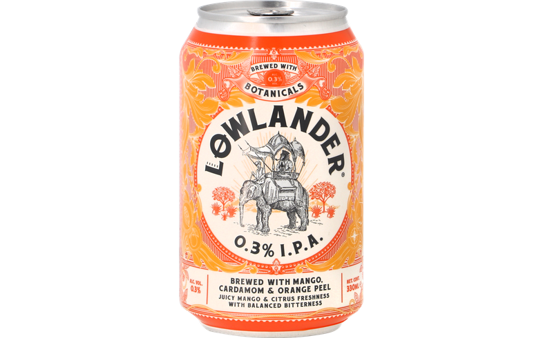 Bouteilles - Lowlander - 0.3% IPA