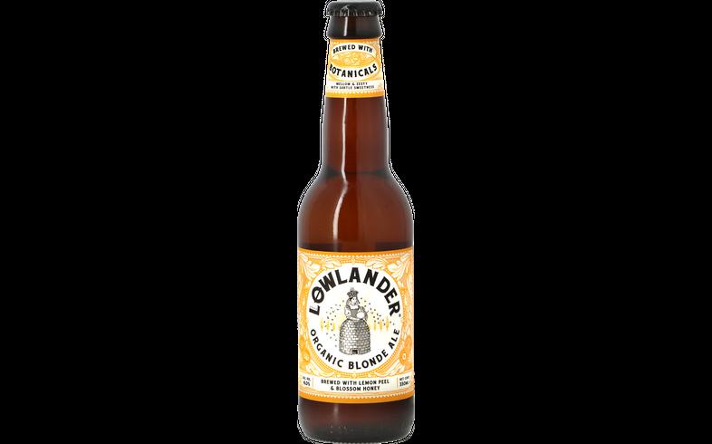 Bouteilles - Lowlander - Organic Blonde Ale
