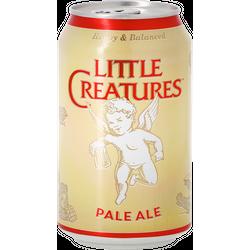 Pack de bières - Pack Little Creatures - Pale Ale - 12 bières