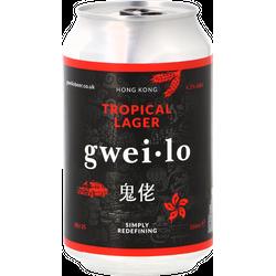 Confezioni risparmio - Pack Gweilo Tropical Lager x12