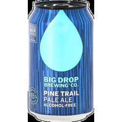 Pack de bières - Pack Big Drop - Pine Trail Pale Ale - 12 bières
