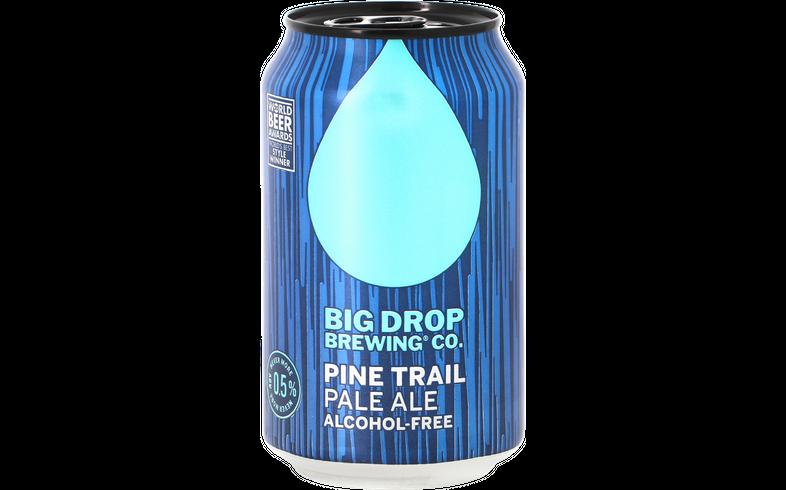 Pack de bières - Pack Big Drop - Pine Trail Pale Ale - Pack de 12 bières