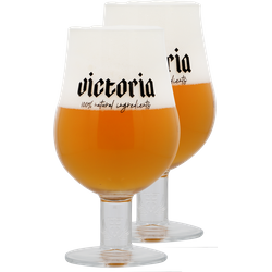 Beer glasses - Pack 2 verres Victoria
